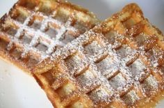 "Search results in recipes for ""sour cream waffles"" Old Recipes, Waffle Recipes, Breakfast For Kids, Breakfast Recipes, Belgium Waffles, Culinary Chef, Tasty, Yummy Food, Recipes"