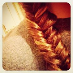 we LOVE hearing that people have learned how to master the fishtail braid for the first time ever via our fishtail tutorial... www.youtube.com/...