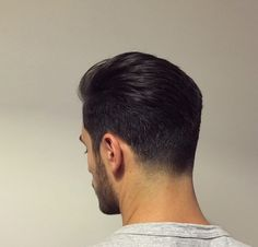 Men S Back Hairstyles How To Get The Slick