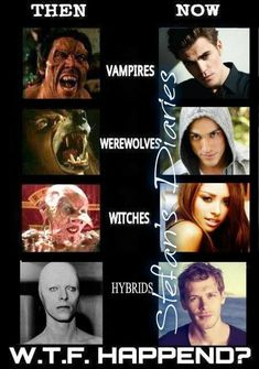 ok so those were like the angry children, Twilight was the jankety teen, and then Vampire Diaries happened like the really hot adult Vampire Diaries Memes, Vampire Diaries Damon, Vampire Diaries Poster, Vampire Diaries Wallpaper, Vampire Diaries The Originals, Vampire Shows, Vampire Daries, Vampires And Werewolves, Original Vampire