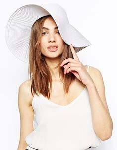 Image 1 of Whistles Wide Brim Sun Hat