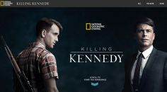 Digital experience - Killing Kennedy by National Geographic