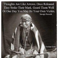 Proverbe navajo