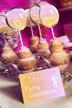 Enchanted Fairy Garden Birthday Party Ideas | Photo 3 of 24 | Catch My Party