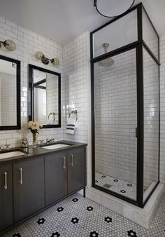 Get inspired by Traditional Bathroom Design photo by Michele Bitter Designs. Wayfair lets you find the designer products in the photo and get ideas from thousands of other Traditional Bathroom Design photos. Zen Bathroom, Bathroom Renos, Bathroom Renovations, Modern Bathroom, Small Bathroom, Master Bathroom, Bathroom Ideas, Vanity Bathroom, Budget Bathroom