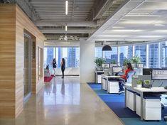 Travelzoo's new Toronto office