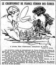 Champ Fem 1933