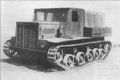 Csepel 800 lánctalpas tüzérségi vontató Armoured Personnel Carrier, Armored Vehicles, Military Vehicles, World War, Techno, Tractors, Aircraft, Marvel, Trucks