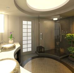 Bathroom Desgin Submission By DhhA Architecture Via Arcbazarcom - Bathroom remodel fort lauderdale fl