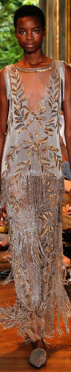 Alberta Ferretti Limited Edition fall 2017 couture vogue