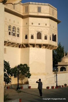 My room for à few nights #Alsisar #Mahal India #pictures Rajasthan -