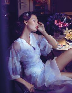 "Duchess Dior: ""The Empress's New Suites"" Yada Villaret for Vogue Thailand April 2016"