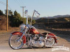 2008 Harley Davidson Softail Deluxe - Lowrider Magazine