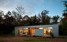 65 gorgeous shipping container house ideas on a budget (45)