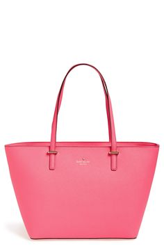 Pink + structure = our perfect Kate Spade tote.