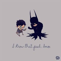 I know that feel, bro - Orphaned Heroes by paperbeatscissors