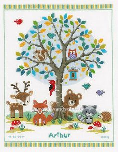 Shop online for In The Woods Cross Stitch Kit at sewandso.co.uk. Browse our great range of cross stitch and needlecraft products, in stock, with great prices and fast delivery.