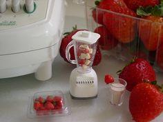 Strawberry milkshake   Flickr - Photo Sharing!