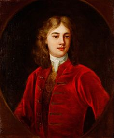 Anthony Scrope by Thomas Hudson (1701-1779) Gov't Art Collection, UK.