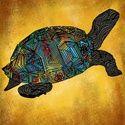 Seahorse Nursery Art Print by Shalisa Photography | Society6