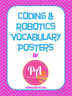 Vocabulary Posters Printable Bee Bot Cards: Unplugged Coding Resources Graph Paper Programming 1 Graph Paper Programming 2 Move it! Move it! Robot Turtle My Robotic Friend My COETAIL Final Project …