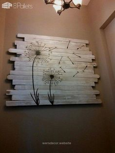 Quirky Pallet Art Helped Sell A Home! How I created a piece of pallet art at the… Quirky Pallet Art Helped Sell A Home! How I created a piece of pallet art at the time of selling a property, which attracted a buyer and helped me ..  http://www.wersdecor.website/2017/05/03/quirky-pallet-art-helped-sell-a-home-how-i-created-a-piece-of-pallet-art-at-the/