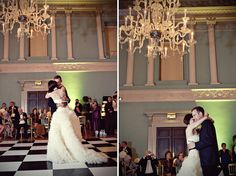 Stylish wedding at the Assembly Rooms, by Marianne Taylor Photography