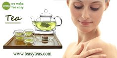 Tea also keeps skin from drying out and prevents development of problems related with dermatitis. http://www.teasyteas.com/