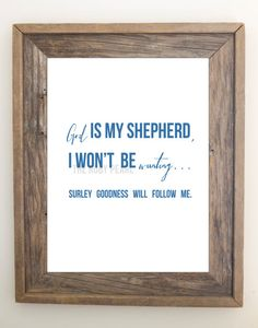 My Shepherd -every penny goes towards our adoption