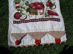 Кроше из Marcinha: Barrado в пологом ткани с крючком