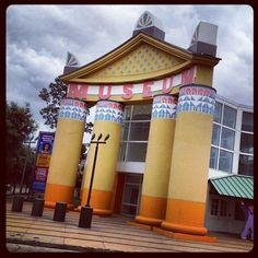 Children's Museum of Houston #museumdistrict #houston #followthelion