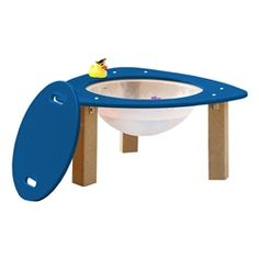 Preschool play time is more fun with the Dome Water Table!