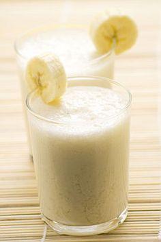 Photo de la recette Milk shake à la banane