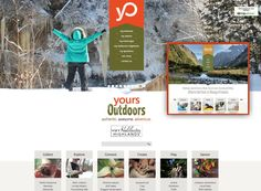 Authentic, Awesome Adventures in the Haliburton Highlands, Ontario Tourism Industry, Drupal, Graphic Design Projects, Highlands, Ontario, Champion, Wolf, Product Launch, Meet