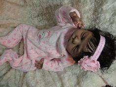 Marvelous African American Reborn Baby Dolls Reborn Doll Maker Hairstyles For Men Maxibearus