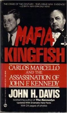 Image result for carlos marcello jfk book