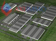 Nowoczesne centrum logistyczne o imponujących przestrzeniach zlokalizowane blisko lotniska - http://www.krakmagazyn.pl/krakow-airport-logistic-centre/