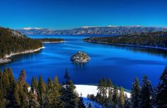 Lake Tahoe, USA – Photo of the Day