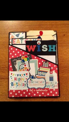 National Scrapbook Day 2016 Insert #10 created by crafter  Kathie Evans Miller.