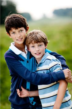 Prince Nikolai of Denmark with his younger brother Prince Felix of Denmark.