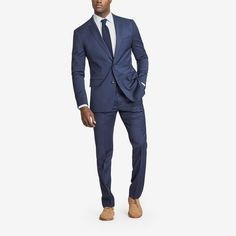Suit for Mike: The Jetsetter Suit | Bonobos