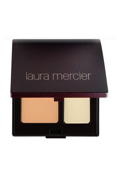 """I love Laura Mercier's Secret Camoflauge concealer. I'm almost done with my second compact and have every intention of purchasing a third the DAY I'm finished. I can't be without it! The two-tone palette allows you to customize to each cover-up need. Dark circles, redness, blemishes — all gone with this long-lasting, oil-free goody!"" - Samantha Yu, editorial assistant"
