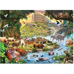 Puzzle Les Animaux de l'Arche de Noë