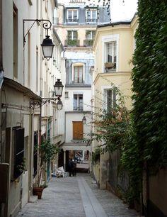 Passage des Postes, Paris V