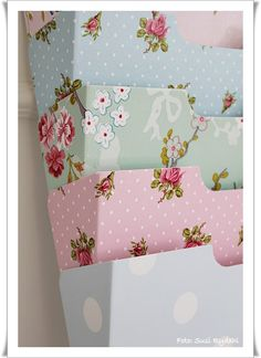 Pip ~ Floral Files