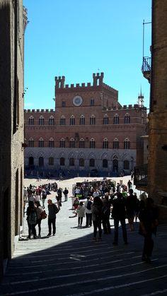 Piazza del Campo,  Siena SI, Италия