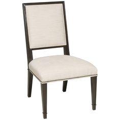 Vanguard Furniture Leighton Side Chair W711S