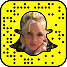 Britney Spears Snapchat Code