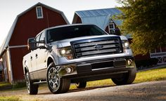 2013 Ford F-150 Takes Top Marks From IIHS. For more, click http://www.autoguide.com/auto-news/2012/11/2013-ford-f-150-takes-top-marks-from-iihs.html