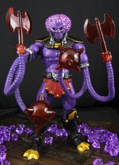 Tentakill (Masters of the Universe) Custom Action Figure